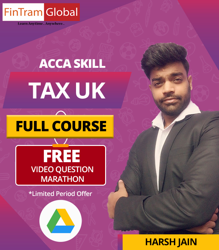 ACCA TAX UK