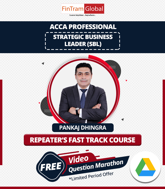 ACCA Professional SBL