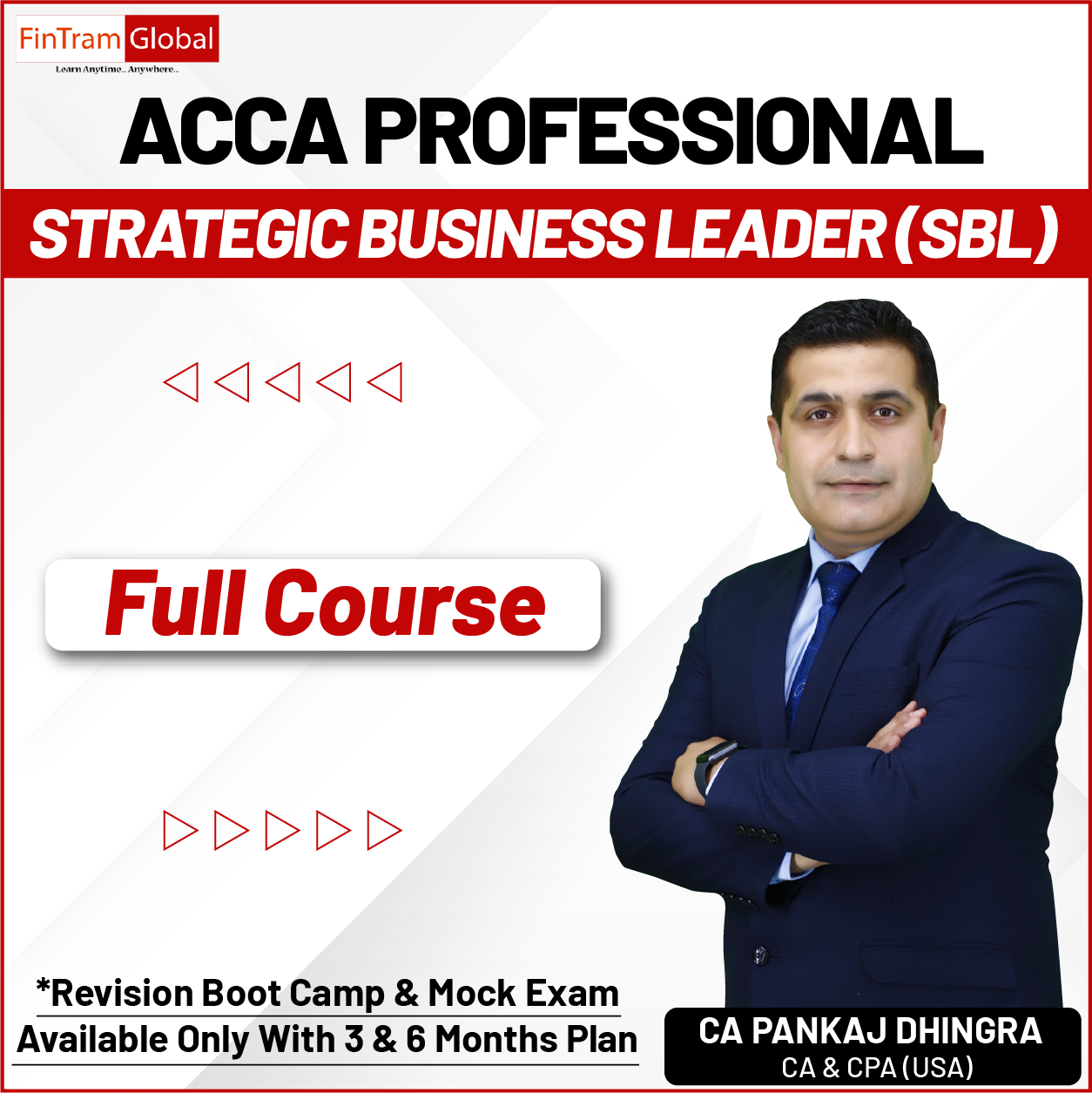 Strategic Business Leader
