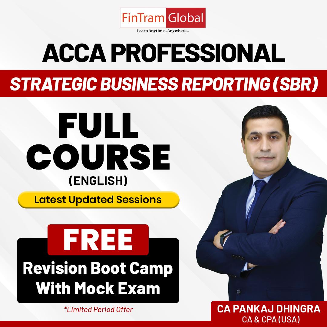 Strategic Business Reporting