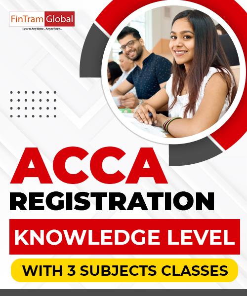 ACCA Registration